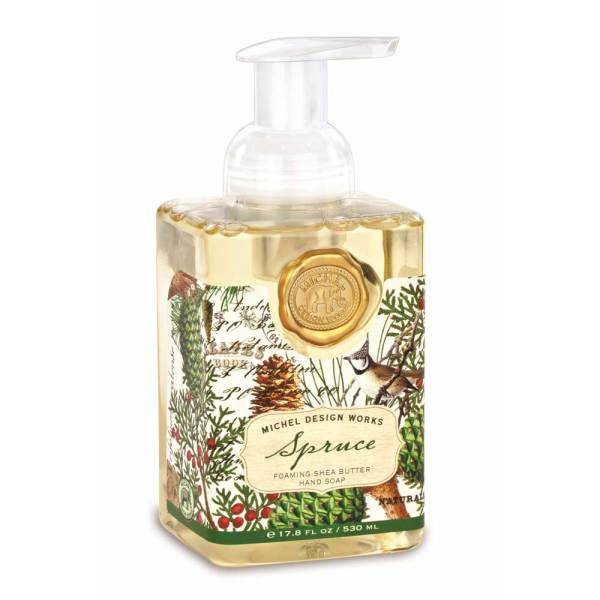 SALE!  Spruce Foaming Hand Soap