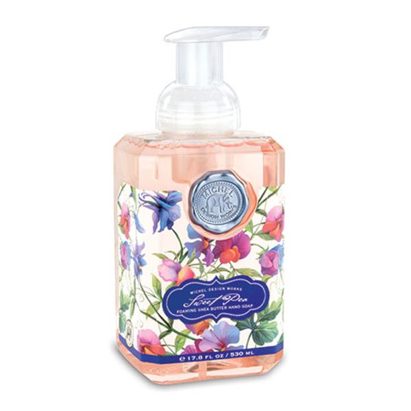 Sweet Pea Foaming Hand Soap