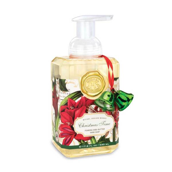 Christmas Time Foaming Hand Soap