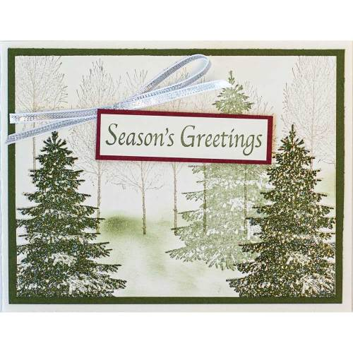 SALE!  Season's Greeting Card