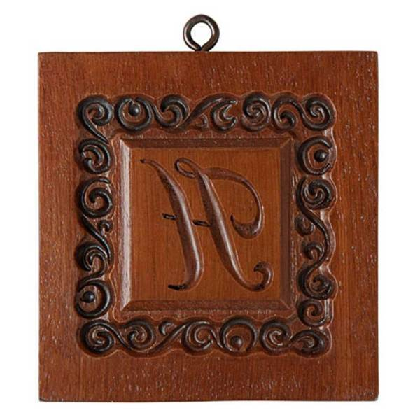 Monogram H Cookie Mold