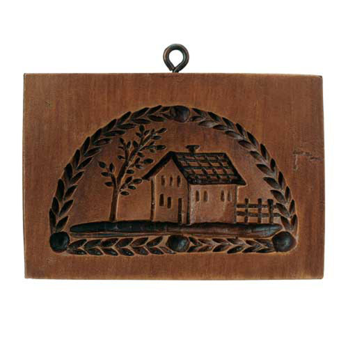 Country House Cookie Mold