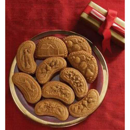 Swiss Sextet Cookie Mold