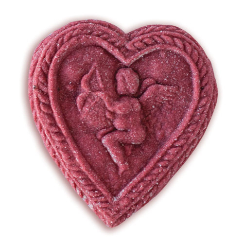 Cupid In Heart Cookie Mold