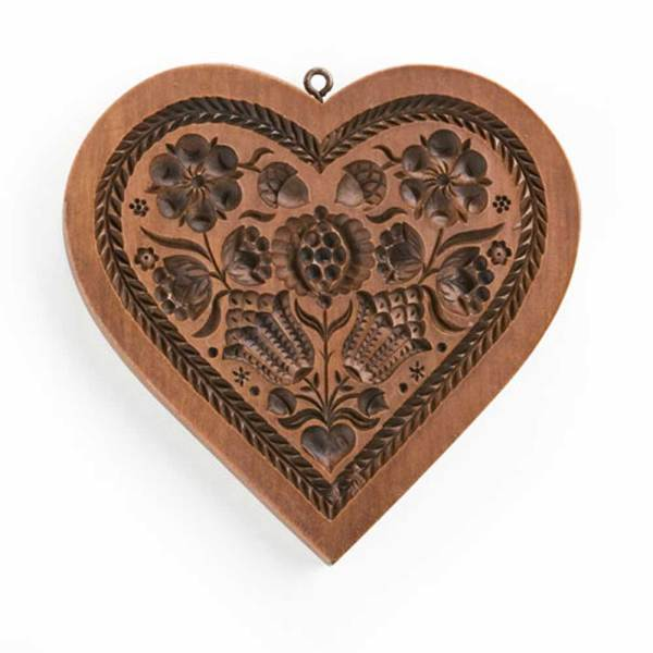 Pomegranate Heart Cookie Mold