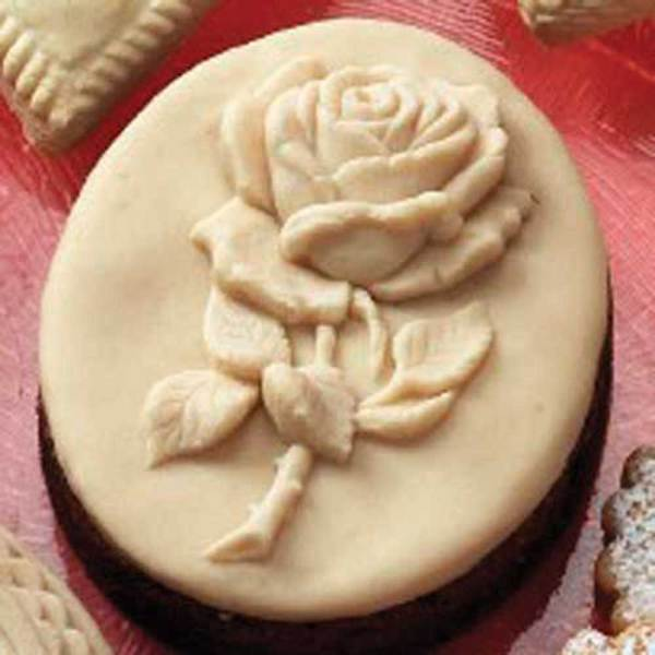 American Beauty Rose Cookie Mold