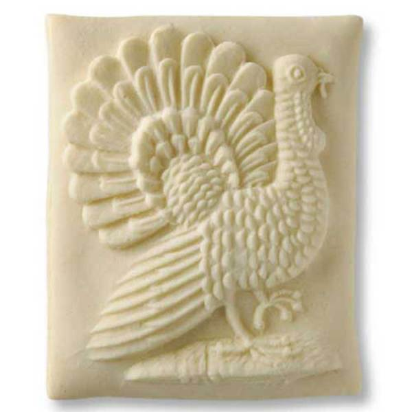 Classic Turkey Cookie Mold