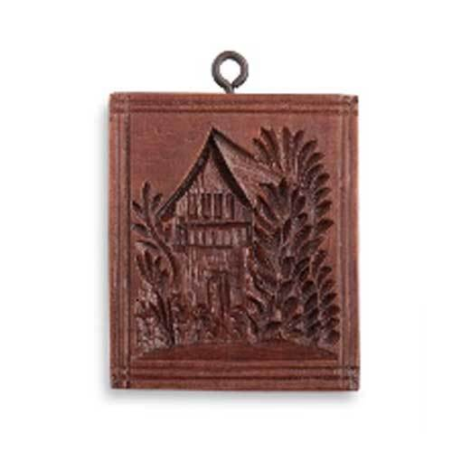 LTD QTY Storybook Cottage Cookie Mold