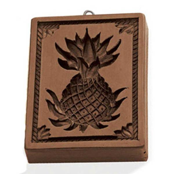 Pineapple Cookie Mold