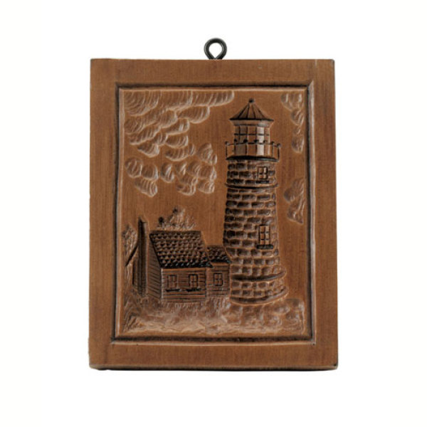 Coastal Lighthouse Cookie Mold