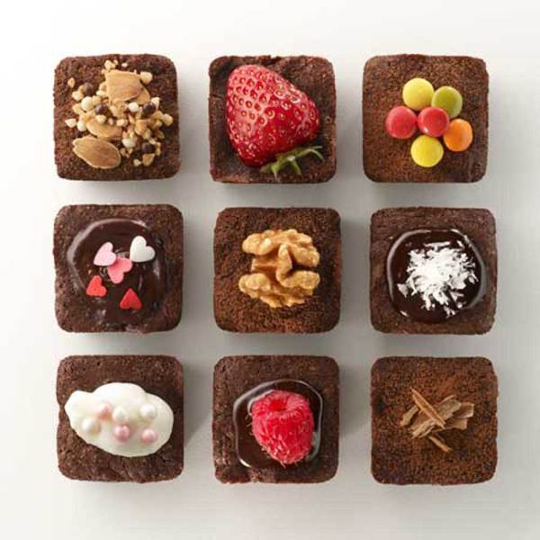Mini Brownie Silicone Pan - Lekue