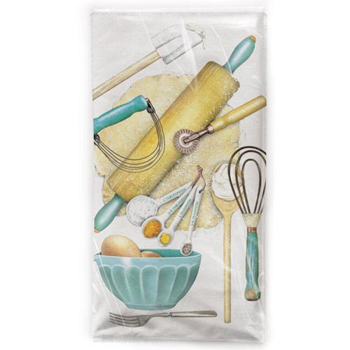 Dessert Baking Flour Sack Towel