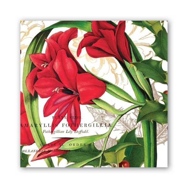 LTD QTY! Christmas Time Paper Lunch Napkins
