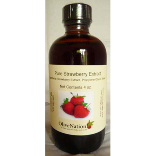 Pure Strawberry Extract