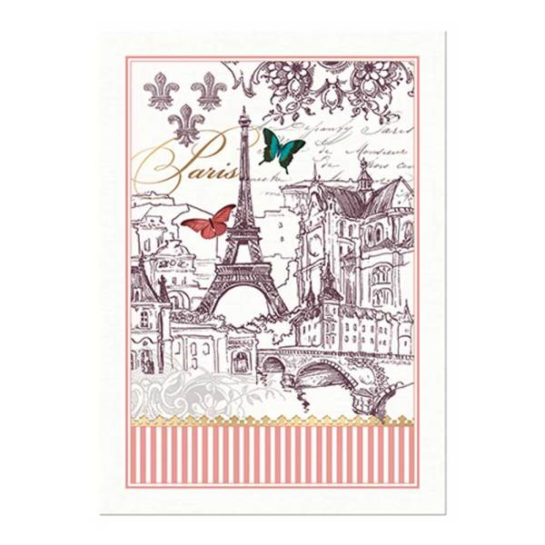 Toujour Paris Kitchen Towel