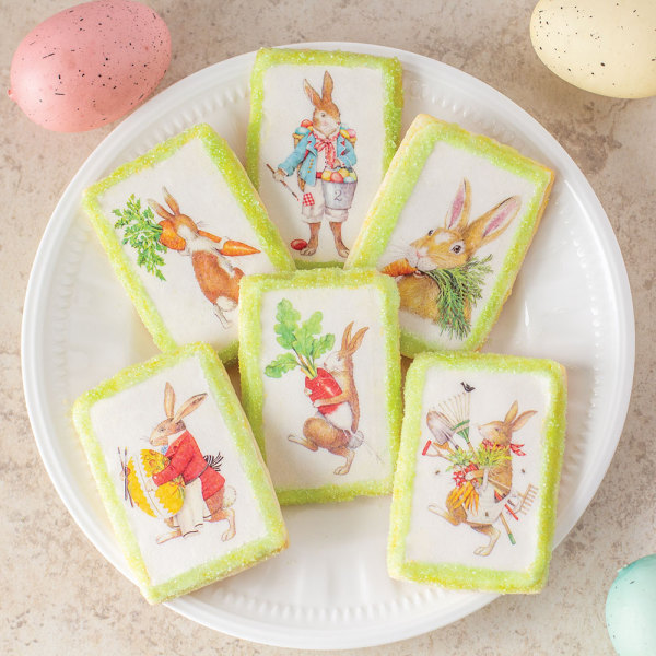 Busy Rabbits Edible Wafer Paper