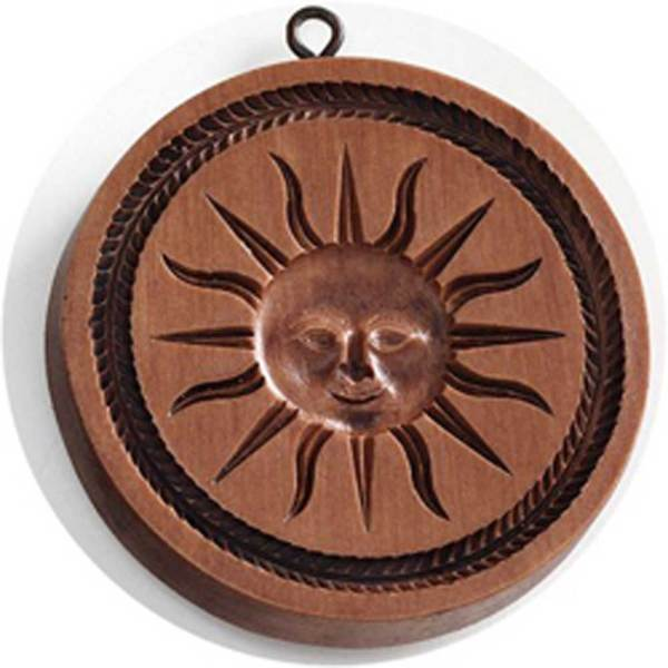 Celestial Sun Cookie Mold