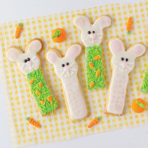 SALE!  Cute Stick Bunny Cutter