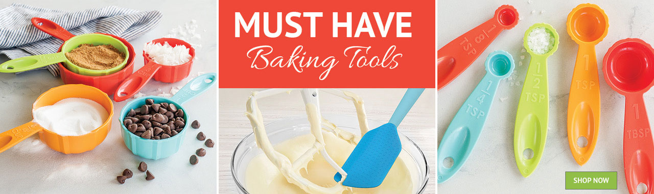 Must Have Baking Tools