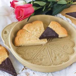 Celtic Spring - Shortbread Pan