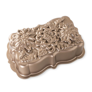 Wildflower Loaf Pan - Nordic Ware