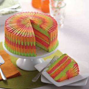 "8"" Round - Easy Layers Cake Pan Set"