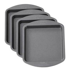 Square - Easy Layers Cake Pan Set