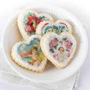 Sweetheart Valentine Wafer Paper