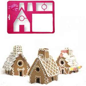 Swedish Gingerbread House Cutter