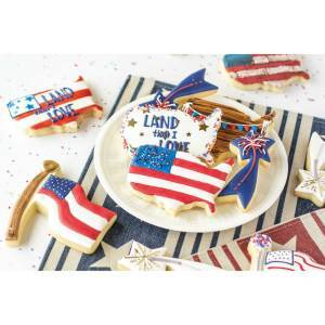 USA Map Cookie Cutter