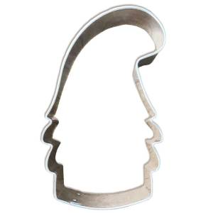 The Nosey Gnome Cookie Cutter