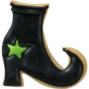 Witch's Boot Cookie Cutter