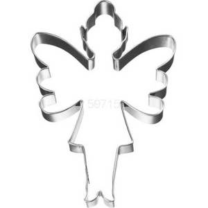 Fairy Standing Cookie Cutter