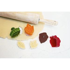 Harvest Pie Crust & Cookie Cutter