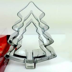 SALE!  Trio of Trees Cookie Cutters