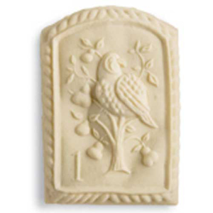 1st Day of Christmas Partridge Cookie Mold