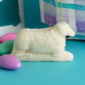 Double Lamb Cookie Mold