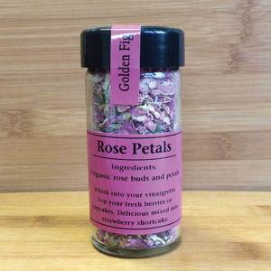 Edible Crushed Rose Petals
