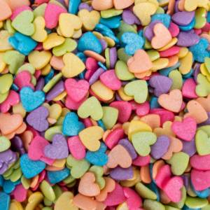 Bright Hearts Shimmer Mix