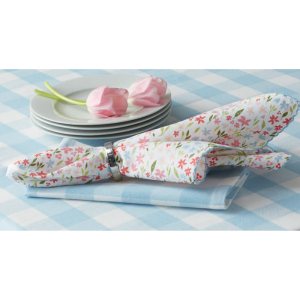 Sweet Flowers Cloth Napkin