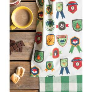 SALE!  Explore More Dishtowel Set