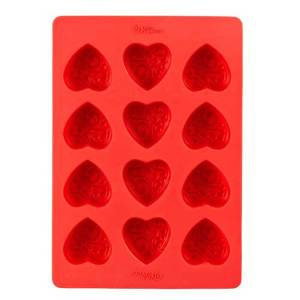 Heart Stack N Melt Candy Mold
