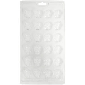 Mini Skulls Candy Mold