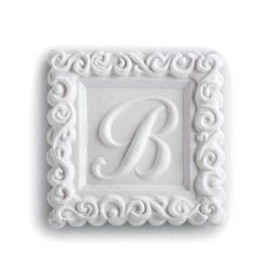 Monogram B Cookie Mold