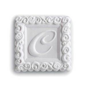 Monogram C Cookie Mold