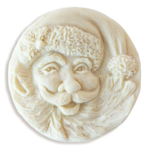 Jolly Santa Cookie Mold