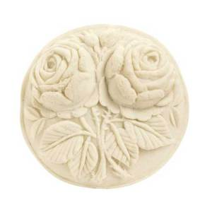 Double Rose Cookie Mold