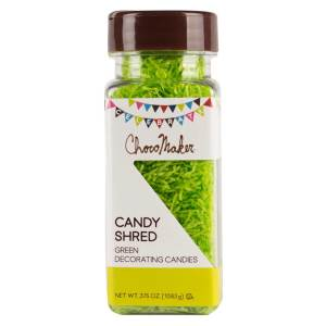 Green Candy Shreds