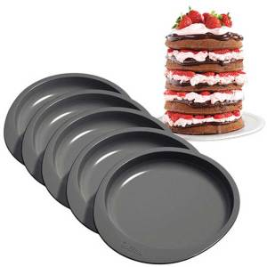 "6"" Round - Easy Layers Cake Pan Set"