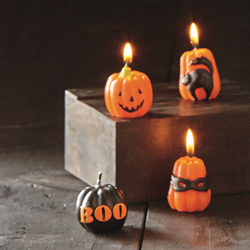 Pumpkin Patch Candle Set